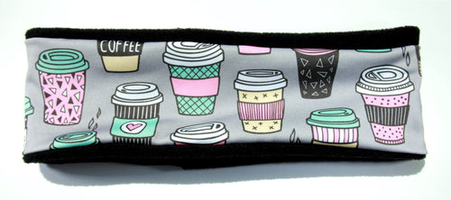 LATTES Fleece High Performance Headband - Wild Child Headbands