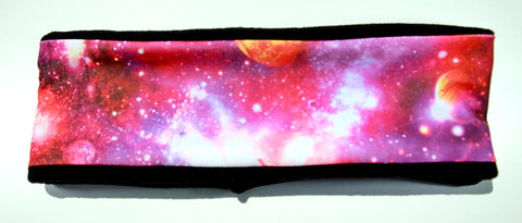 OUT IN SPACE Fleece High Performance Headband - Wild Child Headbands