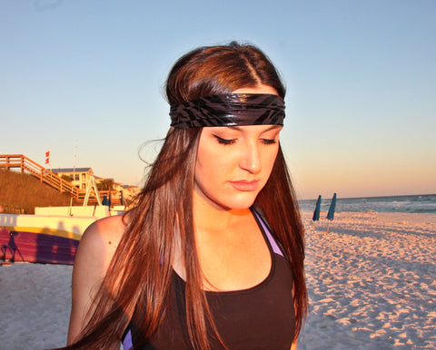 ANIMAL High Performance Non-Slip Headband - Wild Child Headbands