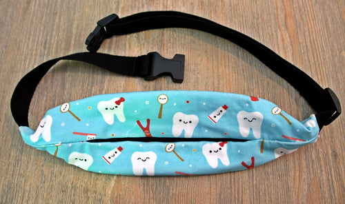 I Love Dentists! Running Belt (Fanny Pack) - Wild Child Headbands