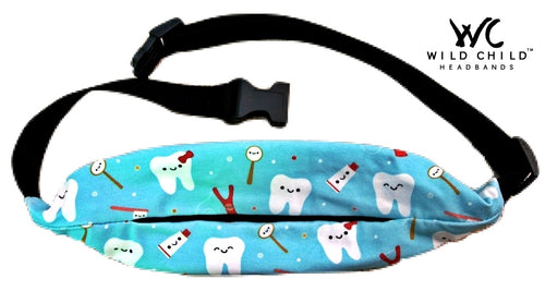 I Love Dentists! Running Belt (Fanny Pack)