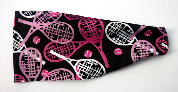 TENNIS GIRL High Performance Non-Slip Headband - Wild Child Headbands