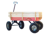 Toby Wagon pull along trolley in pink for sale online