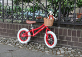Baghera Vintage Red Balance Bike