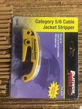 CAT5/6 Cable Jacket Stripper