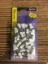 Platinum Tools Strain Relief for CAT6+ Connector, Clamshell of 50
