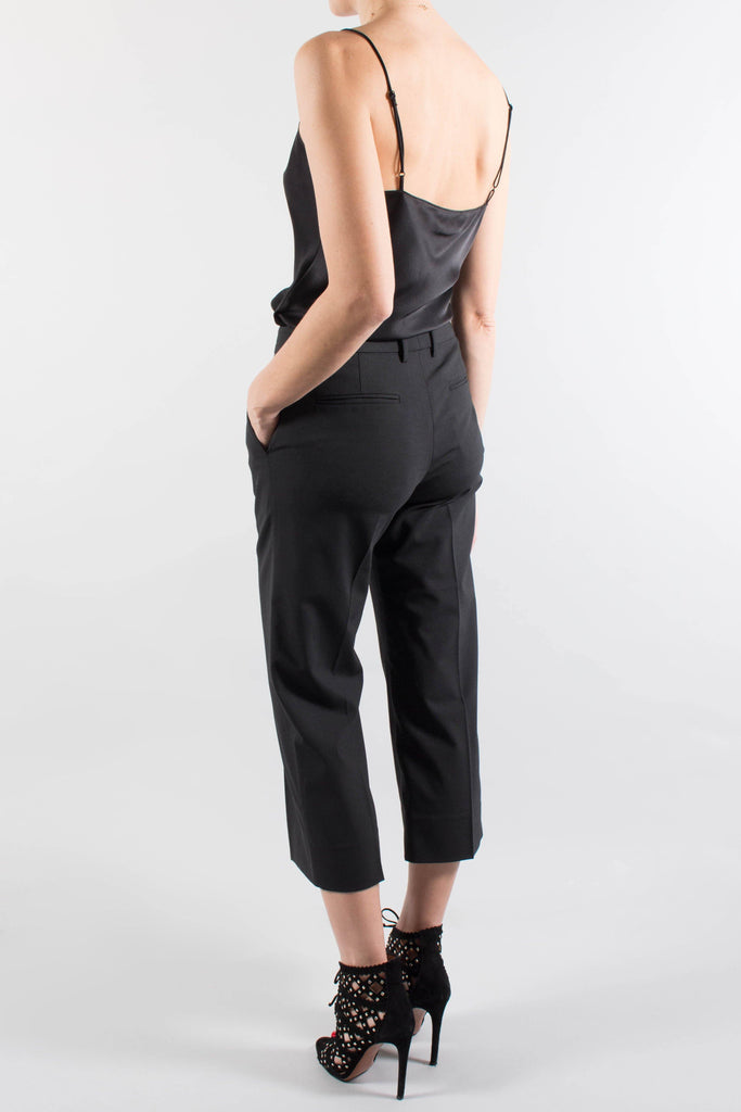 CO Cropped Straight Trouser
