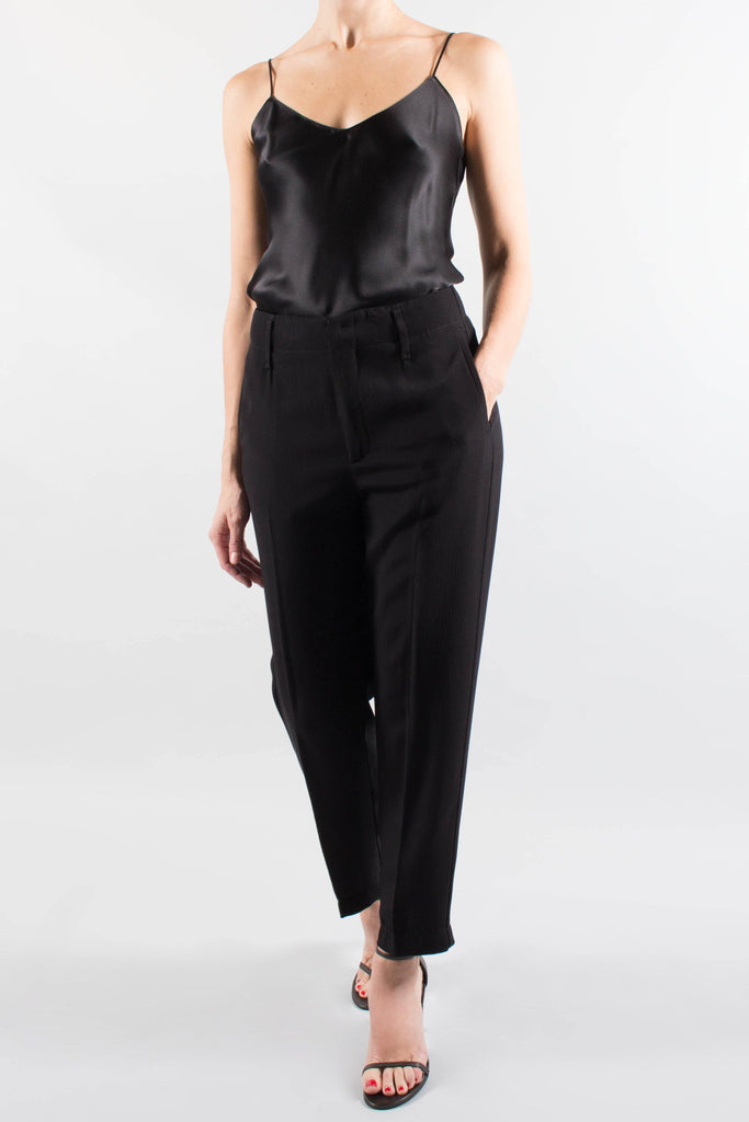 Forte.Forte Crepe Trousers