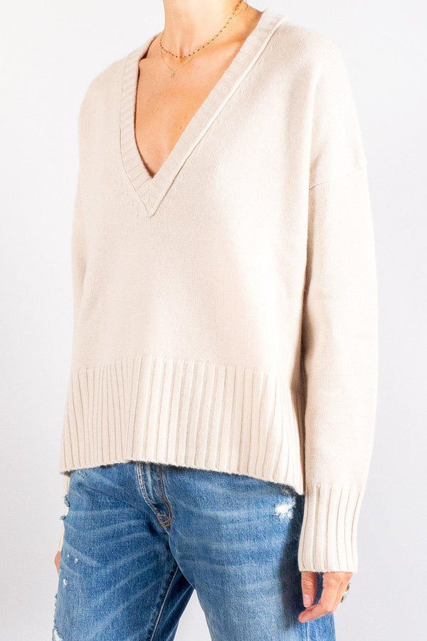 CO V-Neck Sweater