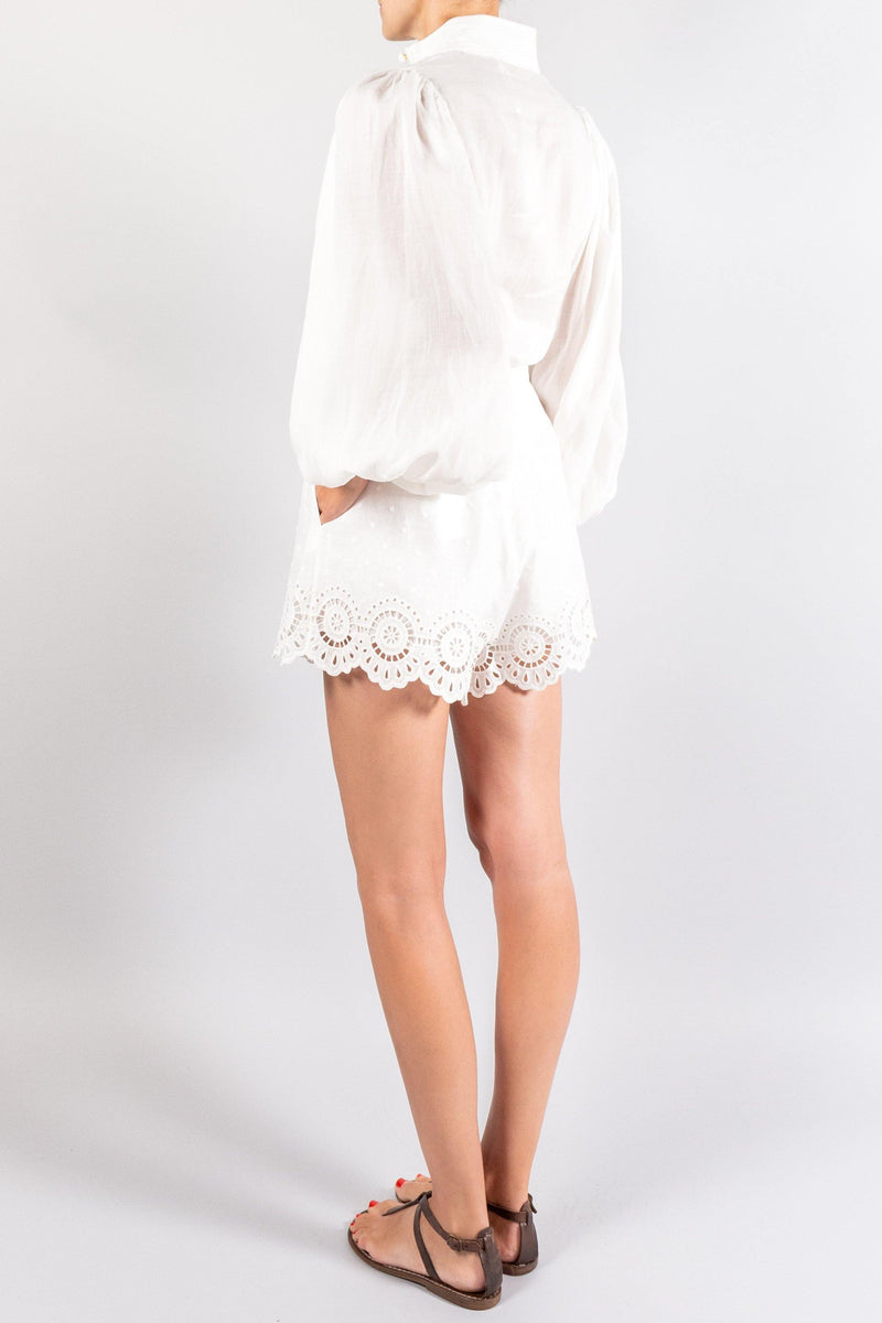 Zimmermann Bellitude Scallop Short
