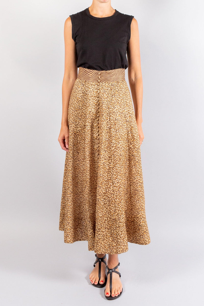 Zimmermann Empire Full Skirt