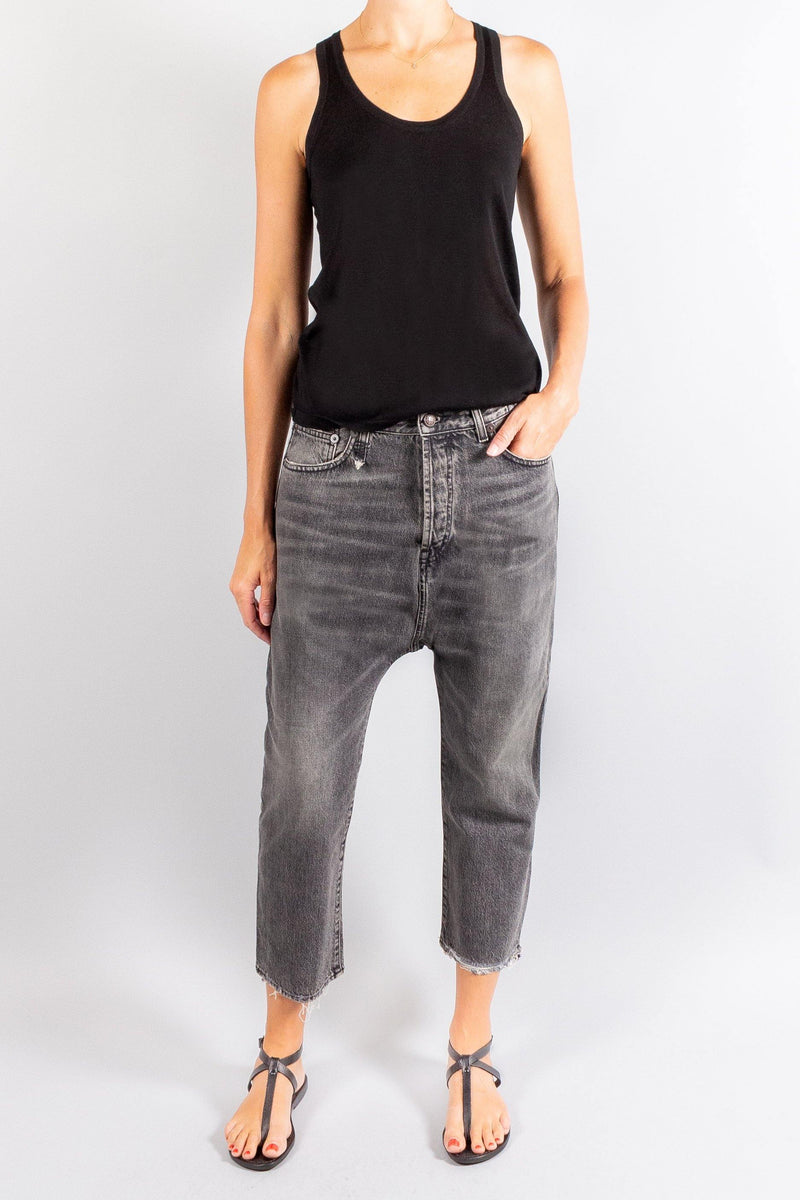 Denim - R13 Tailored Drop Jean - Misch - Vancouver Canada