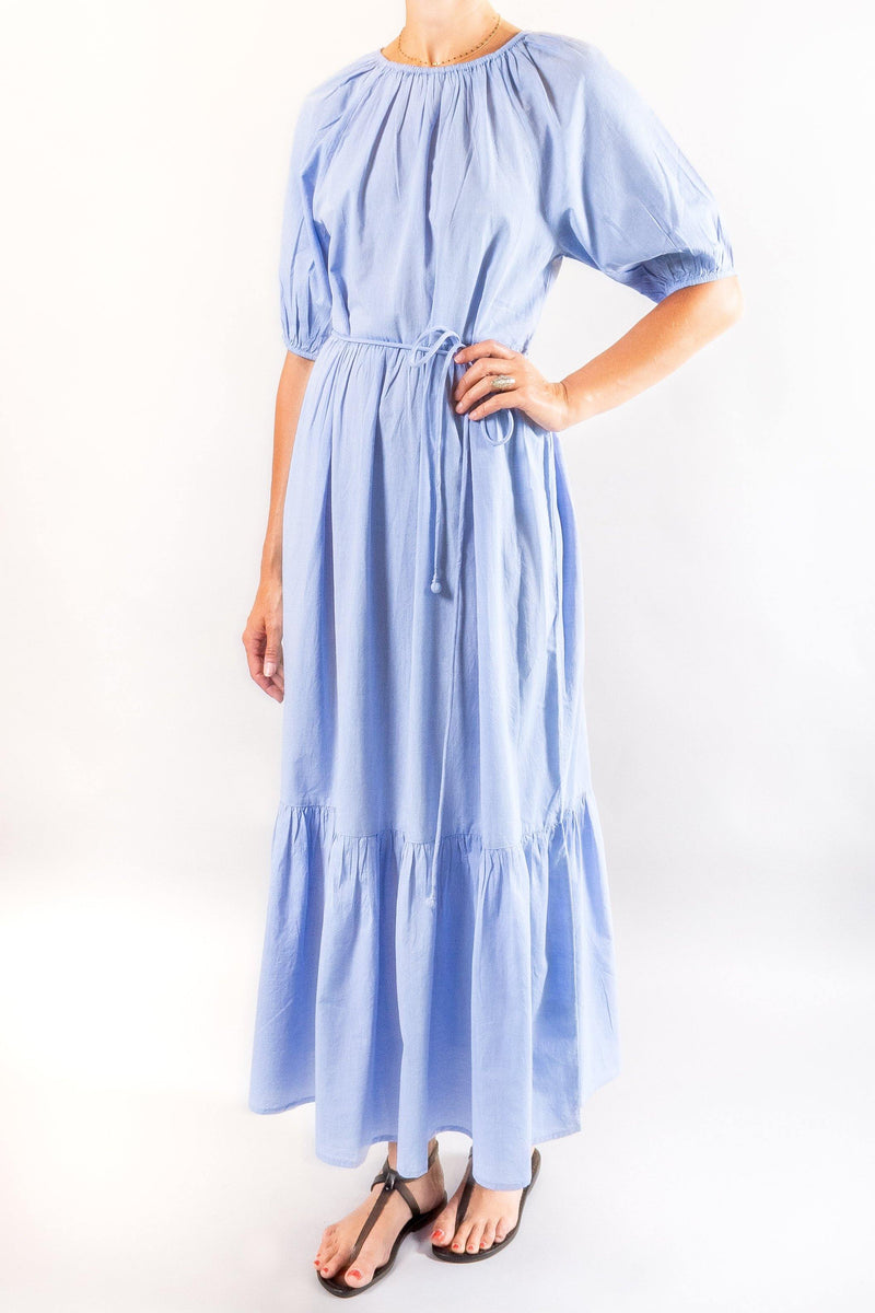 Apiece Apart Simone Maxi Dress