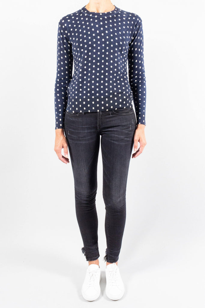 Forte Forte Printed Cashmere Sweater
