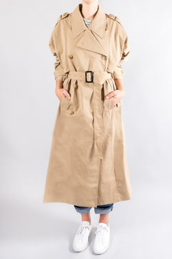CO Long Trench Coat