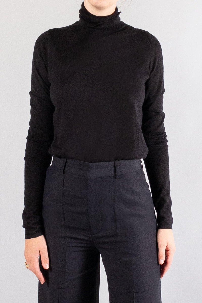 CO Slim Turtleneck Sweater