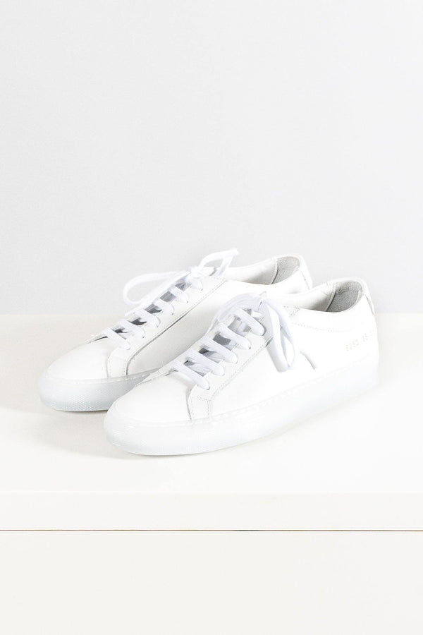 Common Projects Achilles with Ice Sole