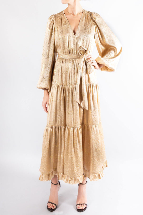 Dresses and Jumpsuits - Ulla Johnson Helena Dress - Misch - Vancouver Canada