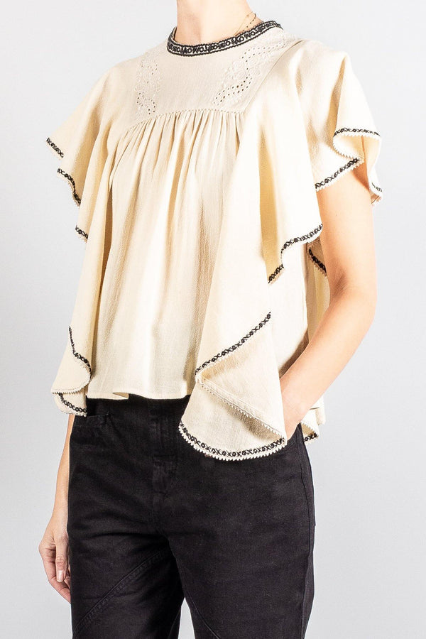 Isabel Marant Étoile Railey Top