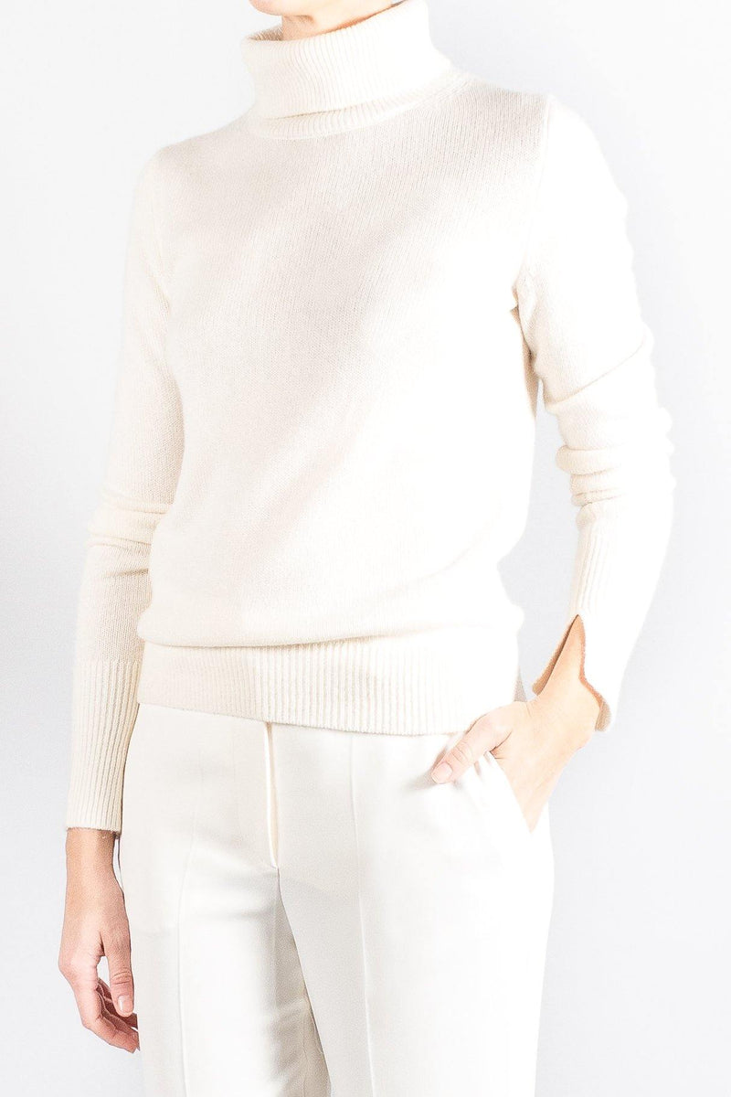 Joseph Pure Cashmere Turtleneck