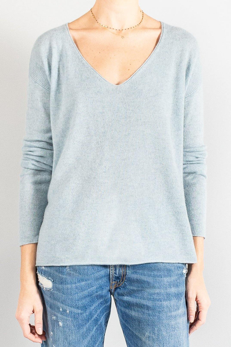 Knitwear - Le Kasha Tibet Sweater - Misch - Vancouver Canada