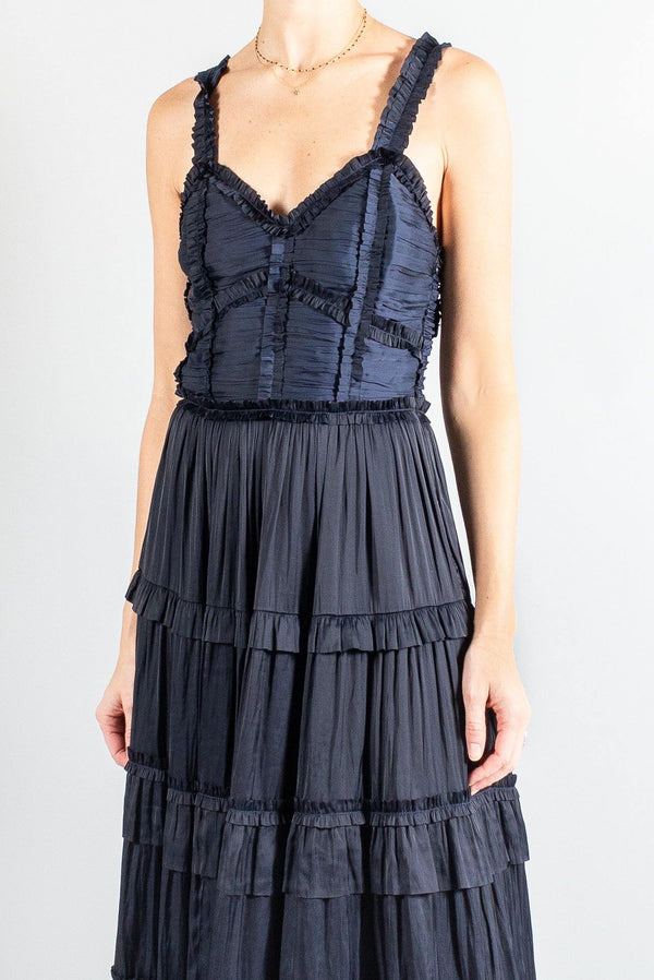 Dresses and Jumpsuits - Ulla Johnson Gwynne Dress - Misch - Vancouver Canada
