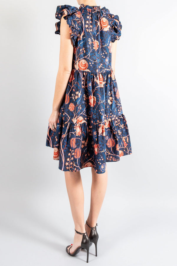 Dresses and Jumpsuits - Ulla Johnson Eden Dress - Misch - Vancouver Canada