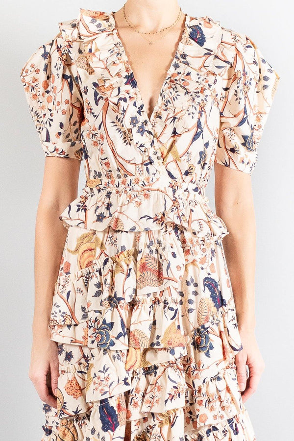 Dresses and Jumpsuits - Ulla Johnson Aurora Dress - Misch - Vancouver Canada