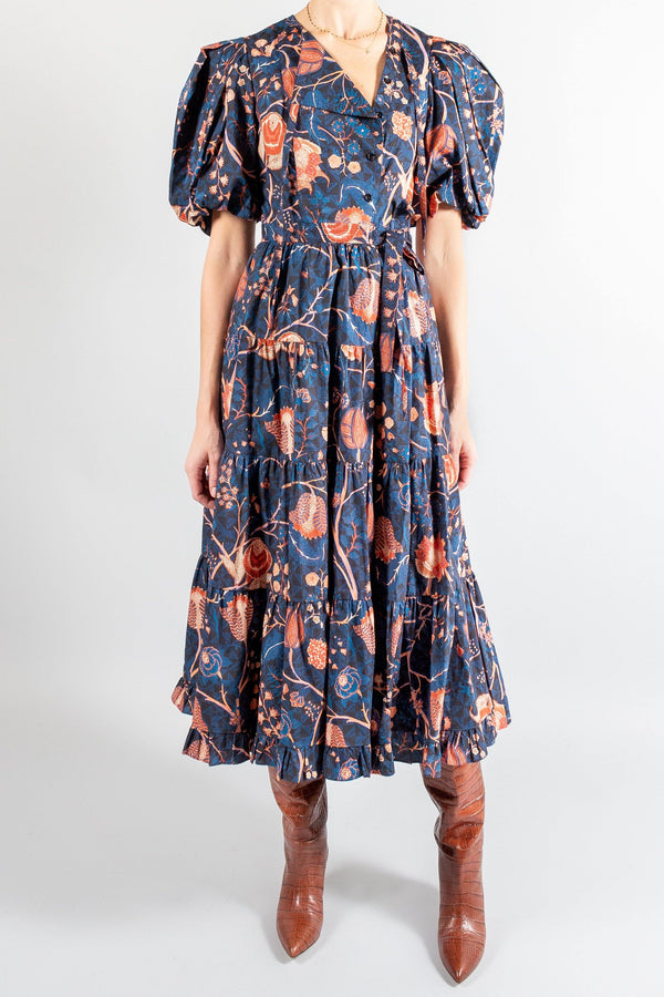 Dresses and Jumpsuits - Ulla Johnson Agathe Dress - Misch - Vancouver Canada
