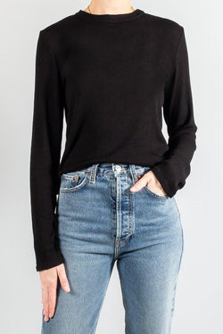 Sablyn Ryder Ribbed Shirt