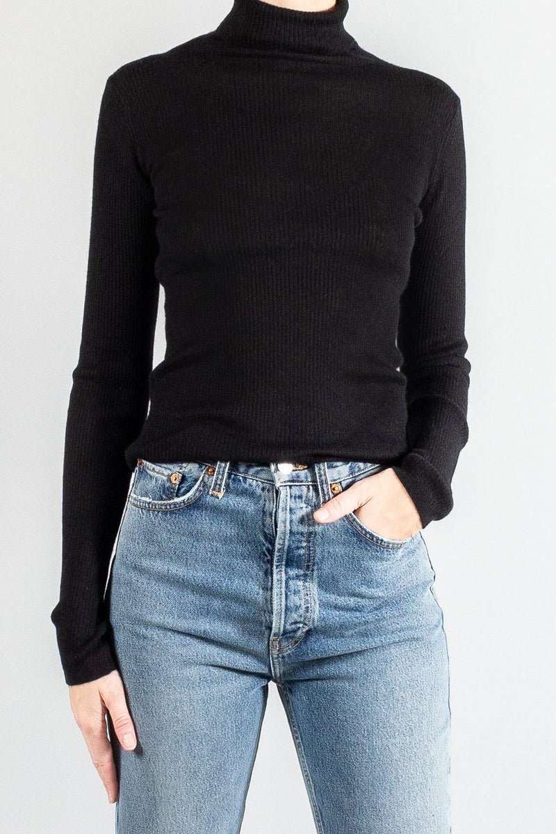 Knitwear - Sablyn Belle Cashmere Sweater - Misch - Vancouver Canada
