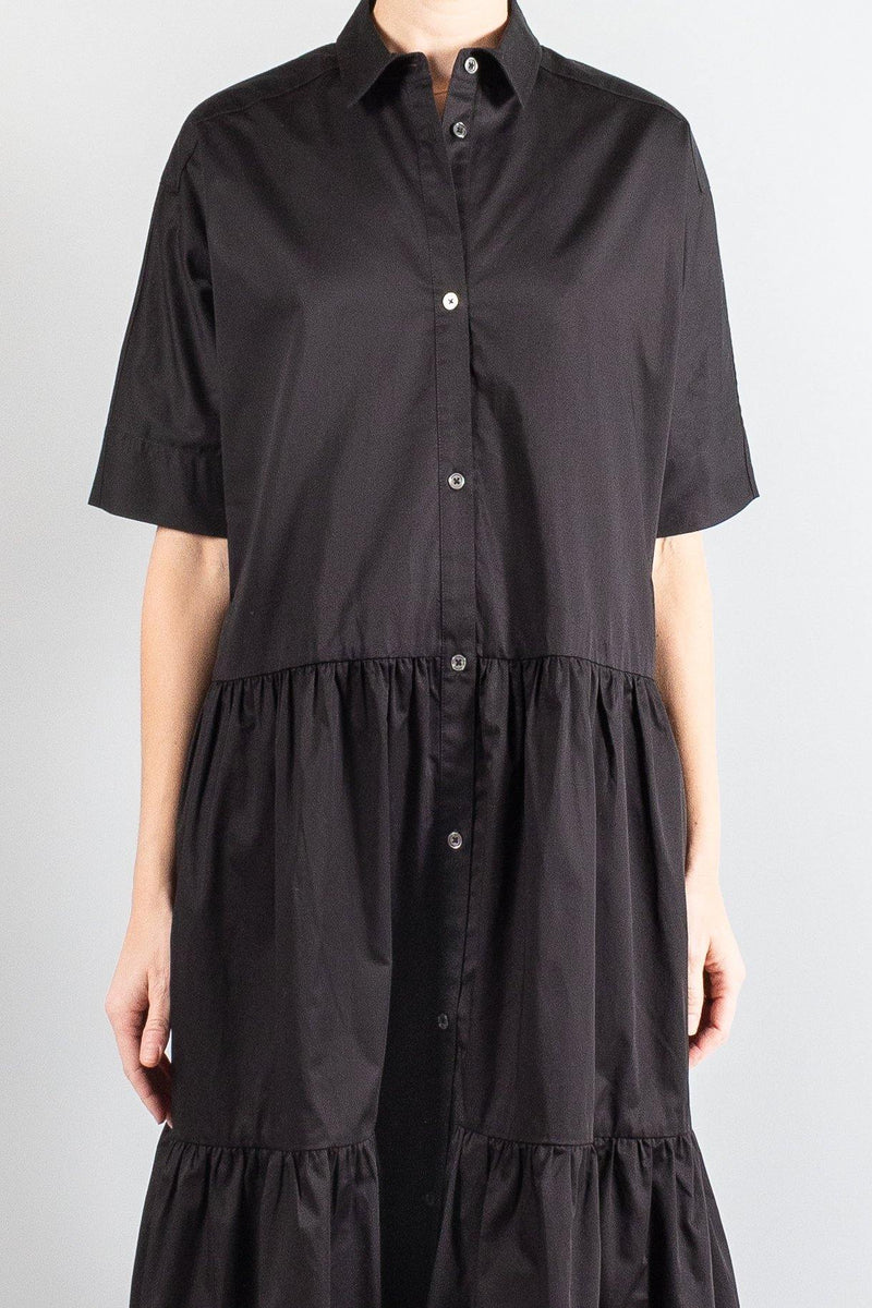 Dresses and Jumpsuits - CO Short Sleeve Tiered Dress - Misch - Vancouver Canada