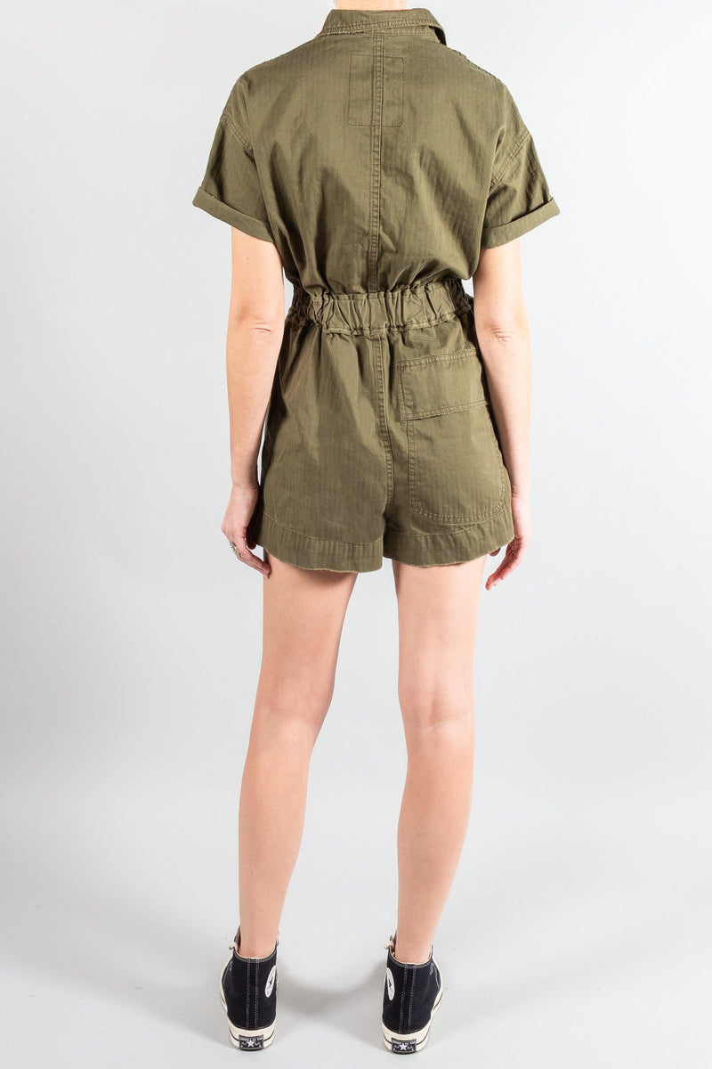 R13 Surplus Romper