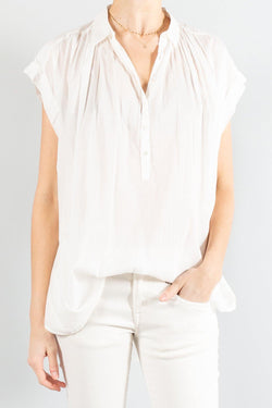 Tops - Nili Lotan Normandy Blouse - Misch - Vancouver Canada