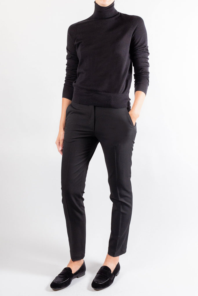 Pomandere Lightweight Stretch Trouser