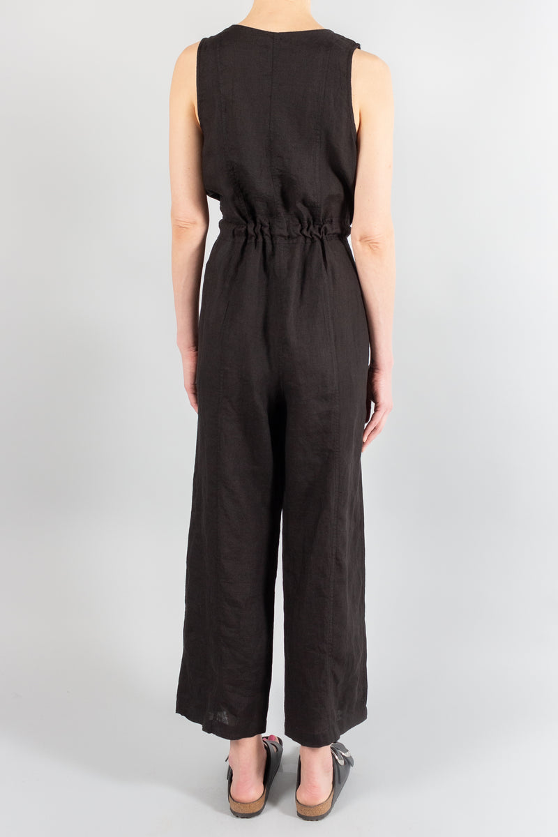 Apiece Apart Fontana Organic Cotton Jumpsuit