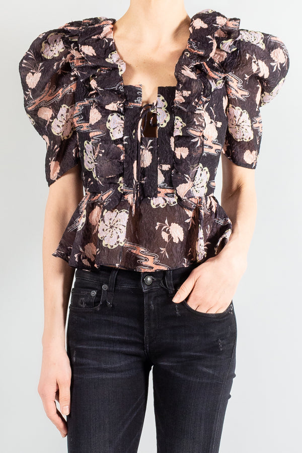 Ulla Johnson Fannie Top