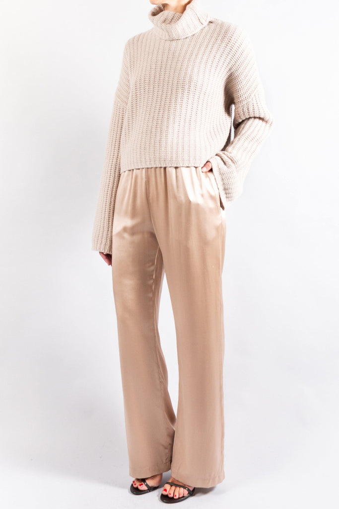 Sablyn Penelope Full Length Silk Pant