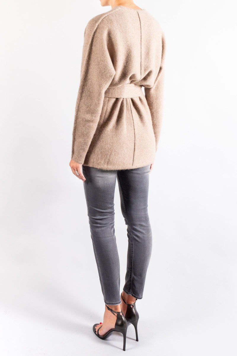 CO V-Neck Dolman Sweater