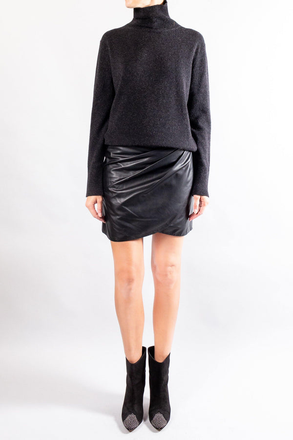 Vanessa Bruno Marcel Leather Skirt