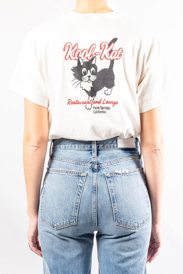 RE/Done 90s Oversized Tee Kool Kat