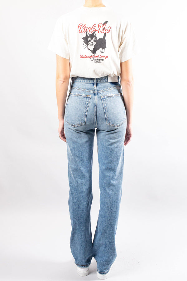 RE/Done High Rise Loose Denim