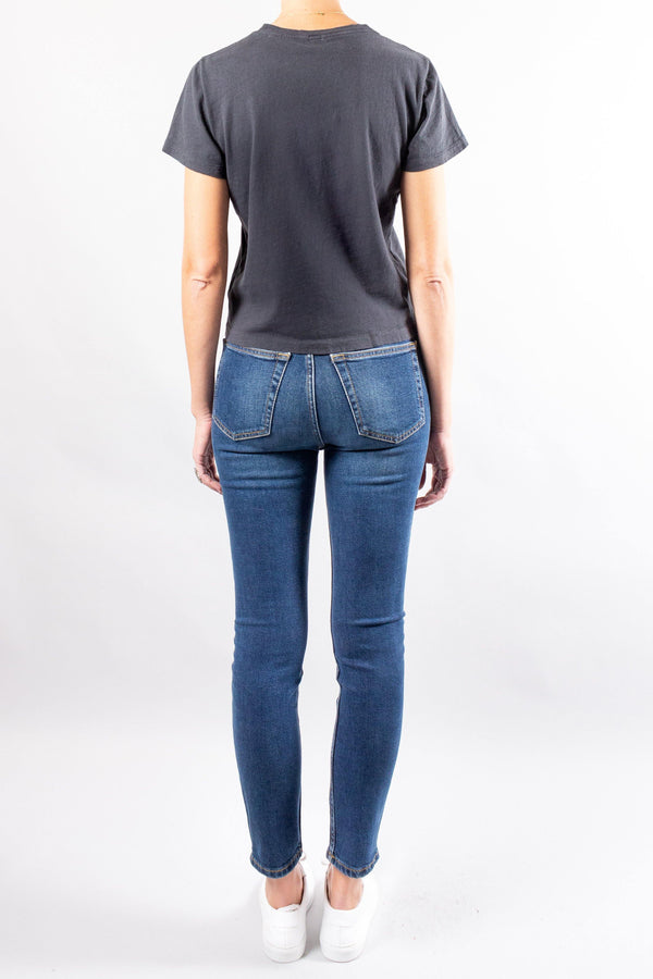 RE/Done High Rise Ankle Crop