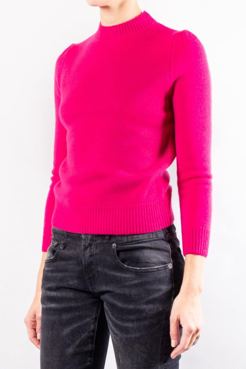 CO Cashmere Cropped Sweater