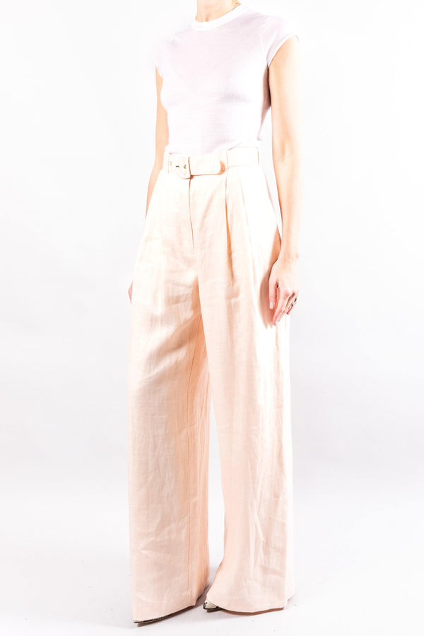 Zimmermann Super Eight Wide Leg Trouser