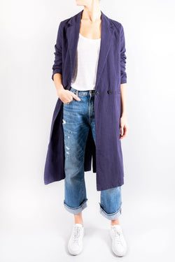 Pomandere Double Breasted Coat
