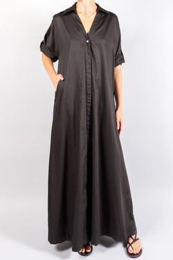 CO Rolled Sleeve Dress