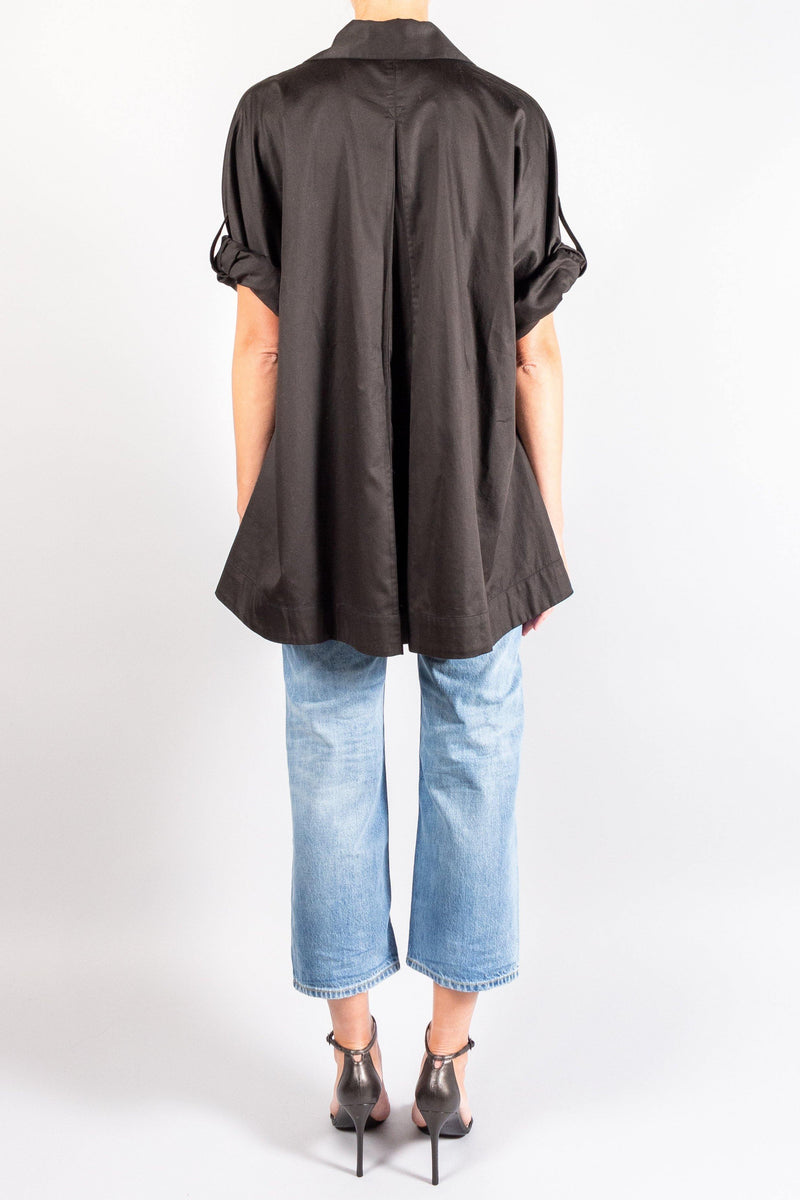 CO Rolled Sleeve Shirt