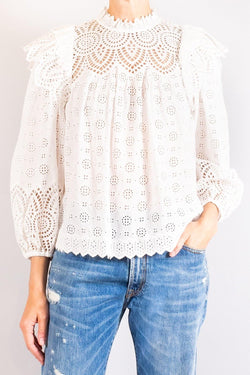 Ulla Johnson  Holland Blouse