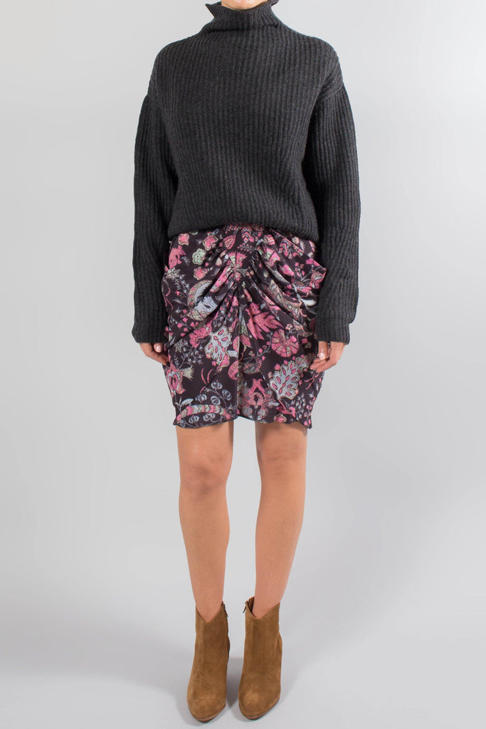 Isabel Marant TILENA Printed Mini Skirt